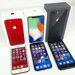 Apple iPhone 7/8/X and Samsung Galaxy S8/Note 8 Brand New
