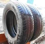 Шины б/у лето 195/65 R-15 Michelin Energy E3A, 2 шт.