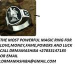The powerful magic ring for love fame money protection +27833147185