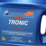 Aral High Tronic 5W-40 4л