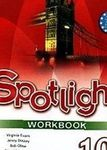 Spotlight workbook 10