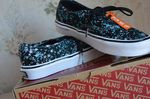 Кеды Vans Atletic Lite Black/White