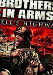 Brothers in Arms Hells Highway лицензия (Xbox 360)
