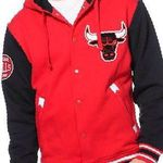 Chicago Bulls MitchellNess NBA Бомбер, бу